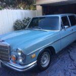 1970 Mercedes Benz SEL