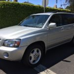 2007 Toyota Highlander Limited, sunroof, leather, 3 row seat
