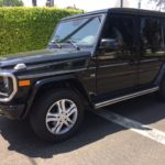 2013 Mercedes Benz G500 black