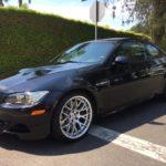 2011 BMW M3, black