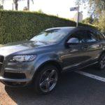 2015 Audi Q7 Prestige, Grey