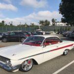 1961 Chevrolet Impala, white