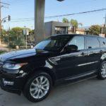 2014 Range Rover Sport HSE, Black, 5 door