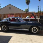 1964 Chevrolet Corvette, black