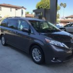 2014 Toyota Sienna XLE, Brown, 5 door, moon roof