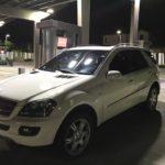 2008 Mercedes Benz ML 350, 4 door