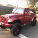 2012 Jeep Unlimited Sahara