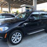 2011 BMW X5, 4 door, black