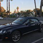 2011 Bentley Continental Supersport, black, two door