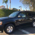 2014 Chevy Tahoe, black, 4 door