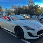 2014 Maserati GT MC, white, convertible, 2 door