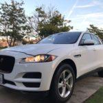 2017 Jaguar F-Pace Diesel, white, 5 door, diesel