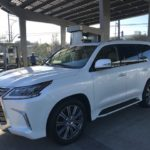 2017 Lexus LX570, white, 5 door
