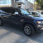 2015 Jeep Grand Cherokee Limited, black, 4 door