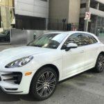2016 Porsche Macan Turbo, white, 4 door, turbo