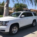 2018 Chevrolet Tahoe, white, 5 door