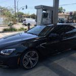 2015 BMW M6, black, 4 door