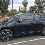 2017 BMW, 2 door, black, electric