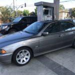2003 BMW 525i, gray, 4 door