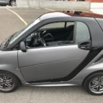 2013 Smart Passion, gray, 2 door