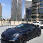 2015 Porsche 911 GTS, black, 2 door