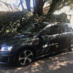 2015 VW GTI, Black, 4 door