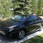 2016 Toyota Prius, Black, 4 door