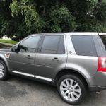 2008 Land Rover LR2, gray, 4 door