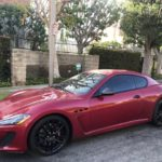 2013 Maserati Grand Turismo MC, red, 2 door