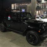 2015 Jeep Wrangler Altitude, black 4 door