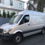 2016 Mercedes Benz Sprinter 2500, white, Van