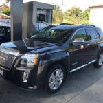 2015 GMC TERRAIN DENALI, Black, 4 door