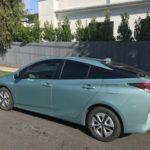 2016 Toyota Prius 4 Touring, Teal, 4 door