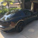 2013 Maserati Grand Turismo, 2 door, black