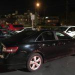 2008 Toyota Camry SE, black, 4 door