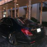 2014 Mercedes Benz S550, black, 4 door