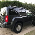 2008 Nissan Xterra Off-Road, 4 door, black