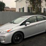 2015 Toyota Prius, SILVER, 4 DOOR