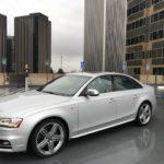 2013 Audi S4, 4 doors, Silver