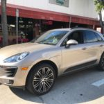 2016 Porsche Macan S, 4 door, beige