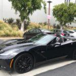 2016 Corvette Z 51, 2 doors, convertible