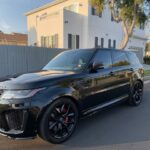 2018 Land Rover SRV