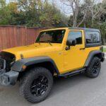 2015 Jeep Wrangler Willis Wheeler Edition
